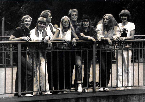 Afskedskoncert Hos Anna 1981