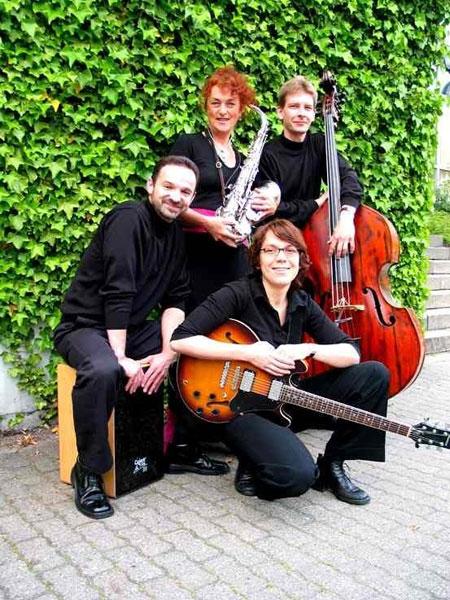 Dee Dee Kay Quartet 2005 1
