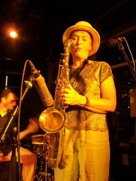 Dee Dee Kay Quartet Hofkultur 2005 1