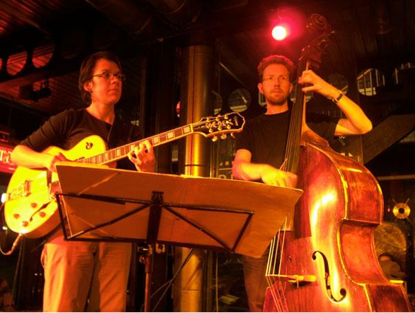 Dee Dee Kay Quartet Hofkultur 2005 3