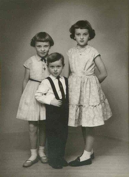 Hanne, Lotte & Ole 1958