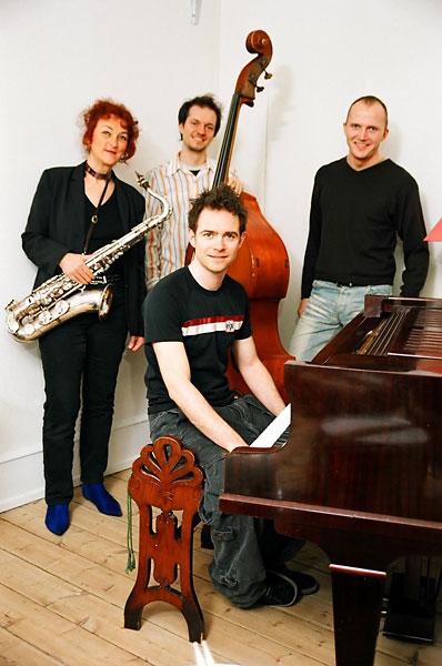 Hanne Rømer & Mads Granum Kvartet 2004