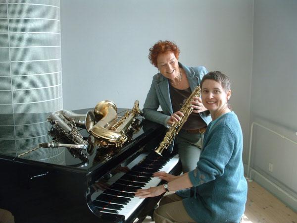 Hanne Rømer & Marietta Wandall Duo 2005
