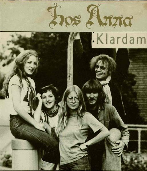 Hos Anna Klardam 1979