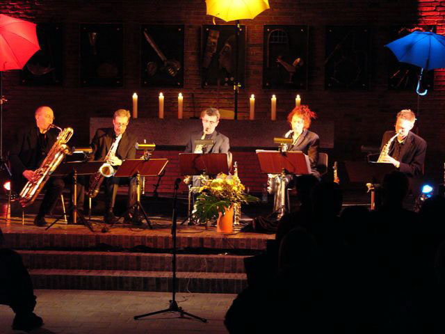 Sax in the City 2005