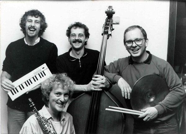 Toftlundkvartetten 1989